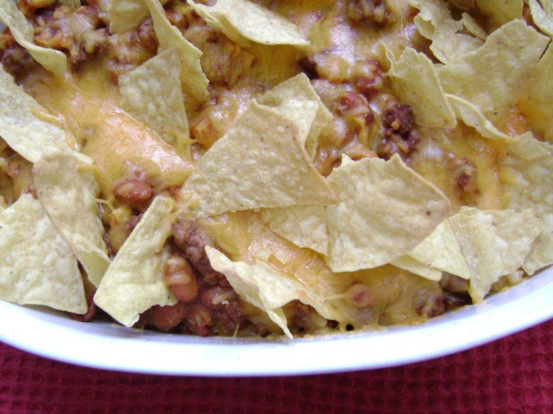 Gluten-Free Taco Casserole 4