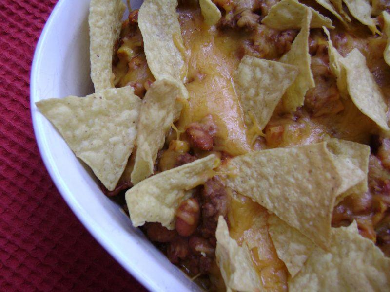 Gluten-Free Taco Casserole 8