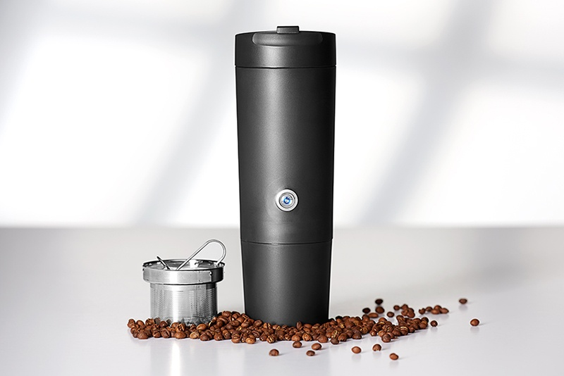 GoJoe Cordless Coffee Brewer
