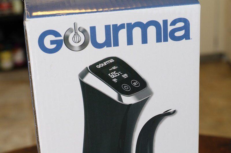 gourmia gsv140 box work time