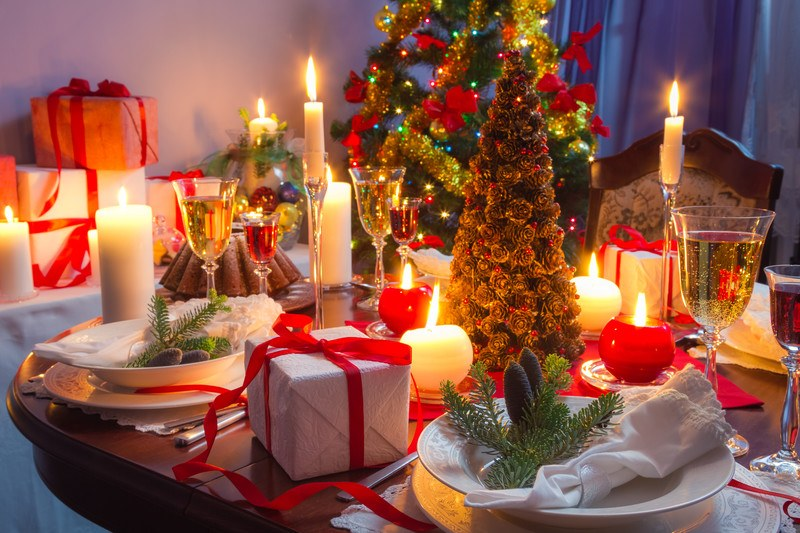 Holiday food and gifts