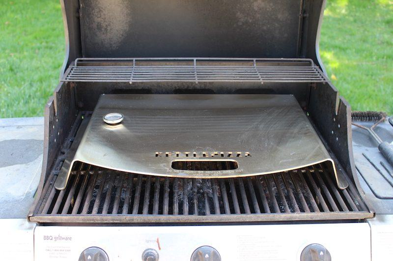kettlepizza gas barbecue grill accessory
