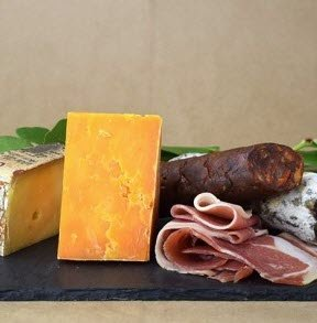 Cheese and cold meat