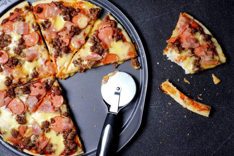 Rice Flour Pizza Dough Recipe