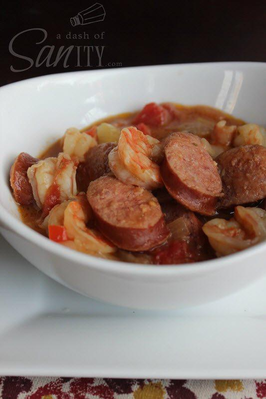 Slow-Cooker-Sausage-and-Shrimp-Gumbo