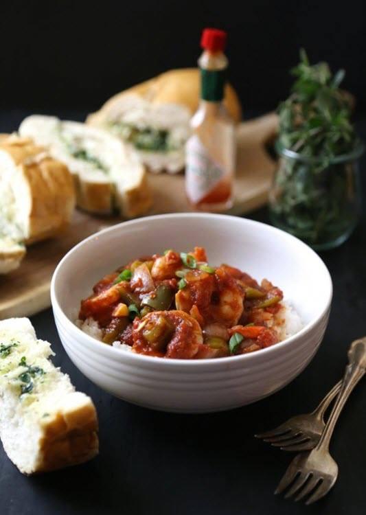 Slow-Cooker-Shrimp-Creole