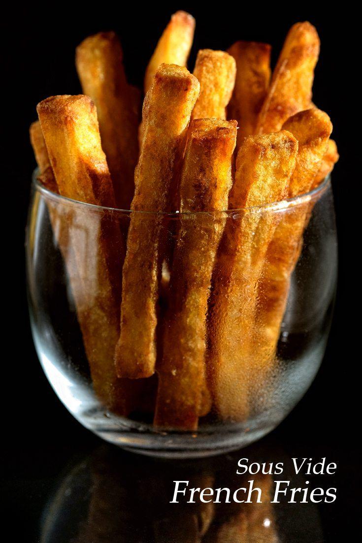 Sous Vide French Fries Full Recipe on FoodForNet.com