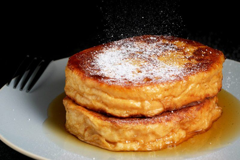 Sous Vide French Toast Recipe