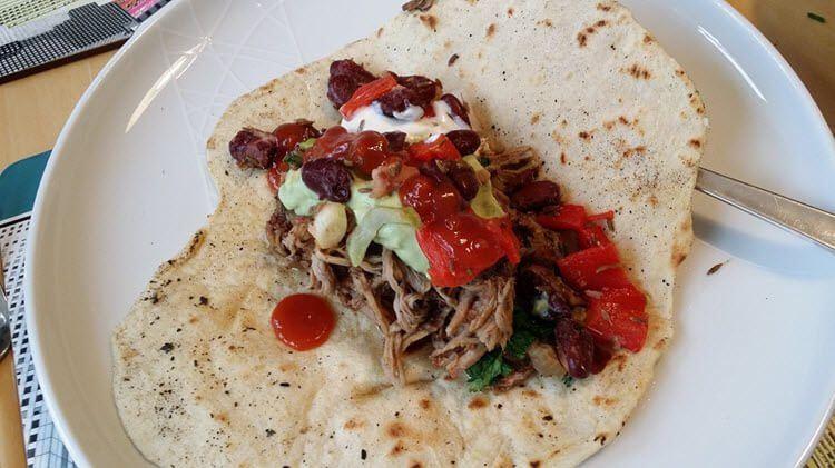 Sous Vide Pulled Pork Tacos