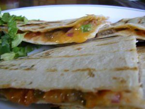 Sous Vide Steak Quesadillas