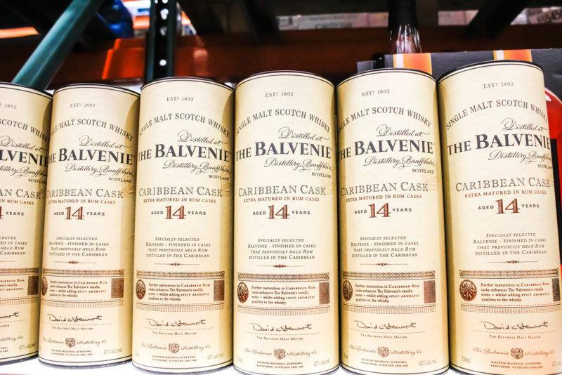 The Balvenie Caribbean Cask Aged 14 Years