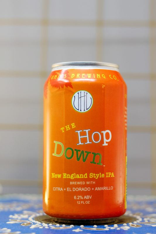 beerdrop the hop down new england style ipa
