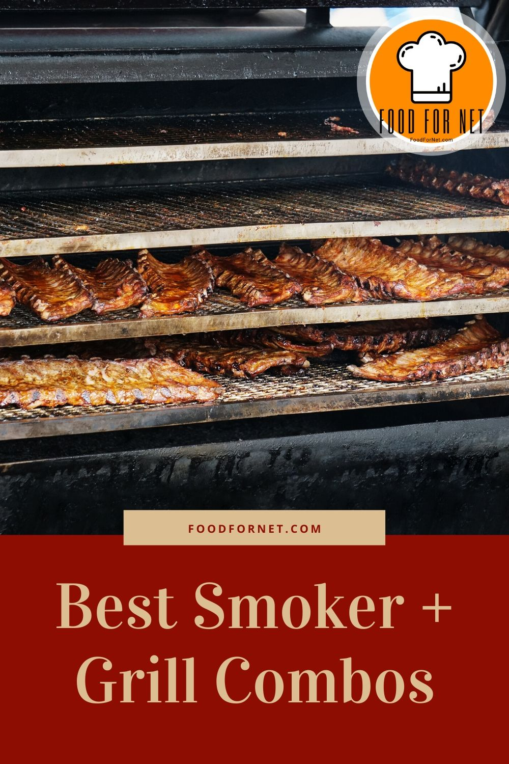 Best Charcoal Smoker Grill Combos For Full Flavor Versatile Cooking Food For Net