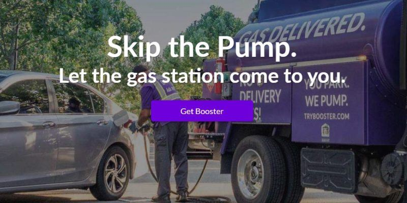 booster home page