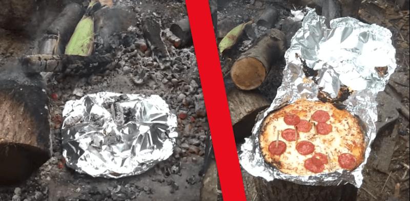 Open Fire w/ Foil