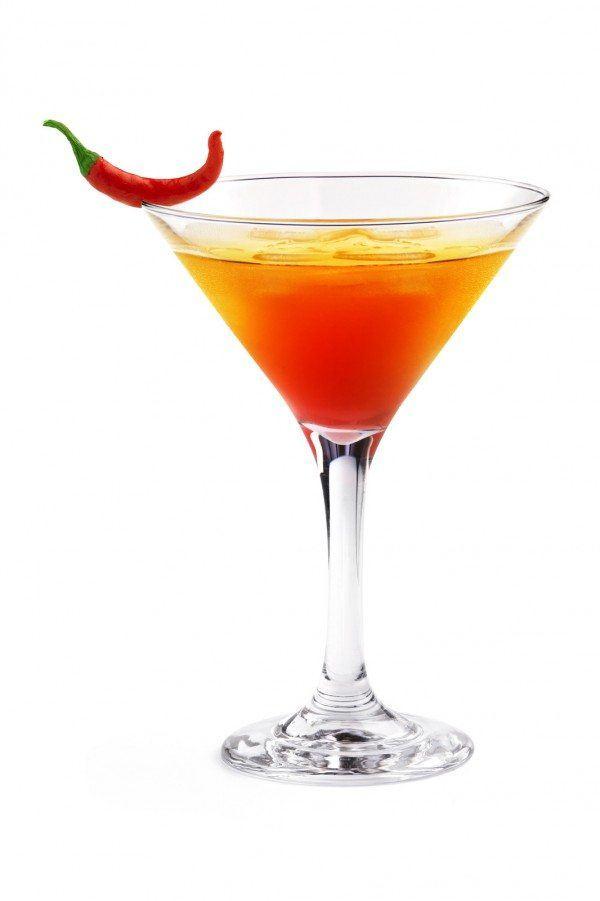 Chili Martini Recipe