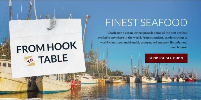 charleston seafood home page