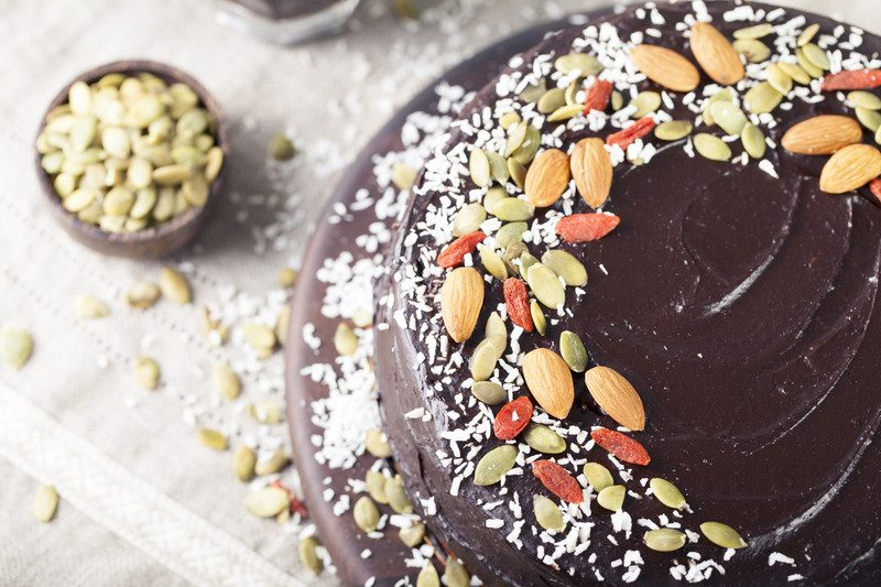 chocolate vegan recipes