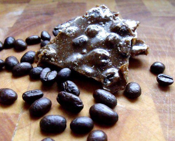 coffee bean brittle