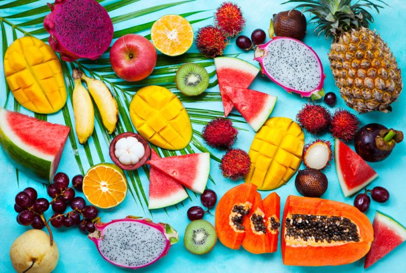 73 Exotic Fruits From Around The World With Pictures Food For Net If the video embedded above is not viewable, you can see it at these other fine video sharing sites: 73 exotic fruits from around the world