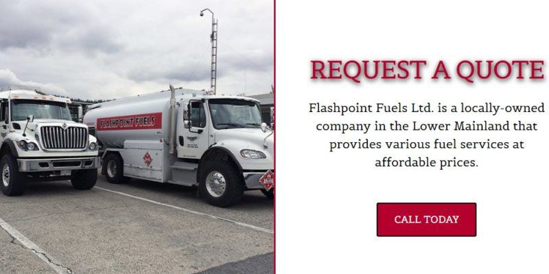 flashpoint fuels home page