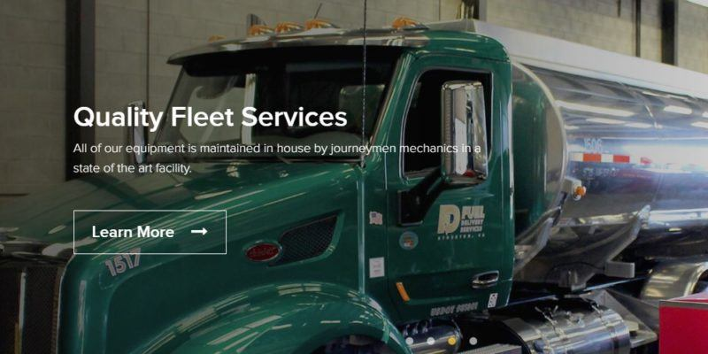 fuel delivery services home page