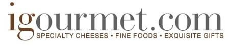 An image of the igourmet logo