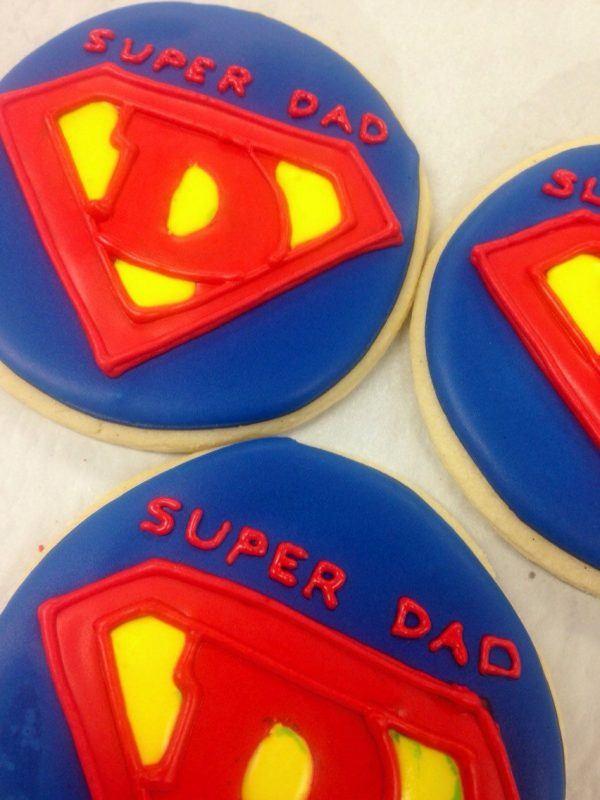 Not Superman but Super Dad