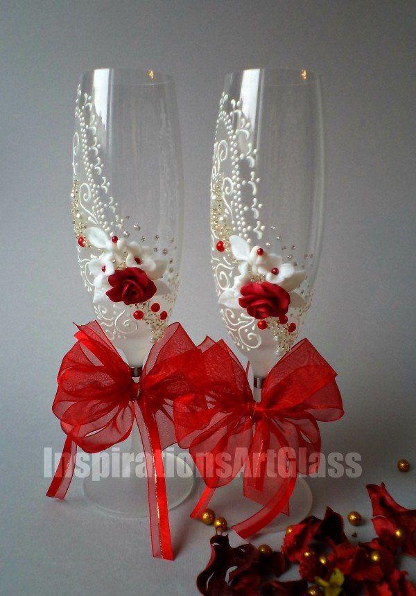 Romantic Detailed Glasses