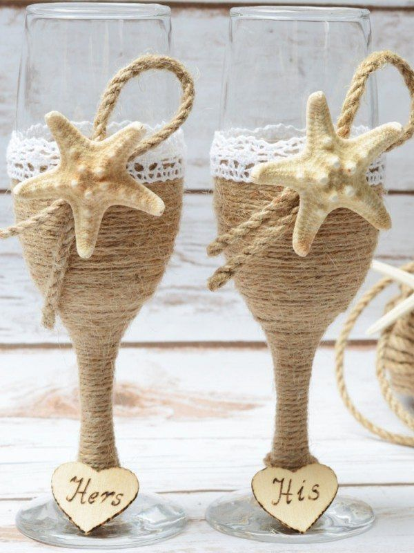 Starfish Rope Weeding Glasses