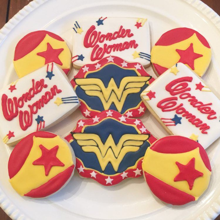 For the Wonder Woman Fans
