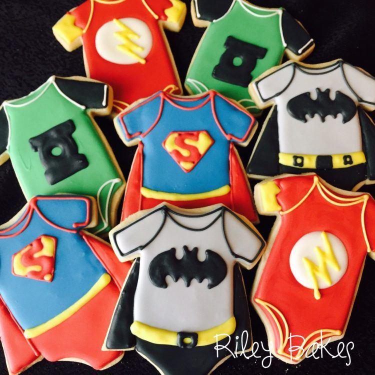 Superhero Onesies