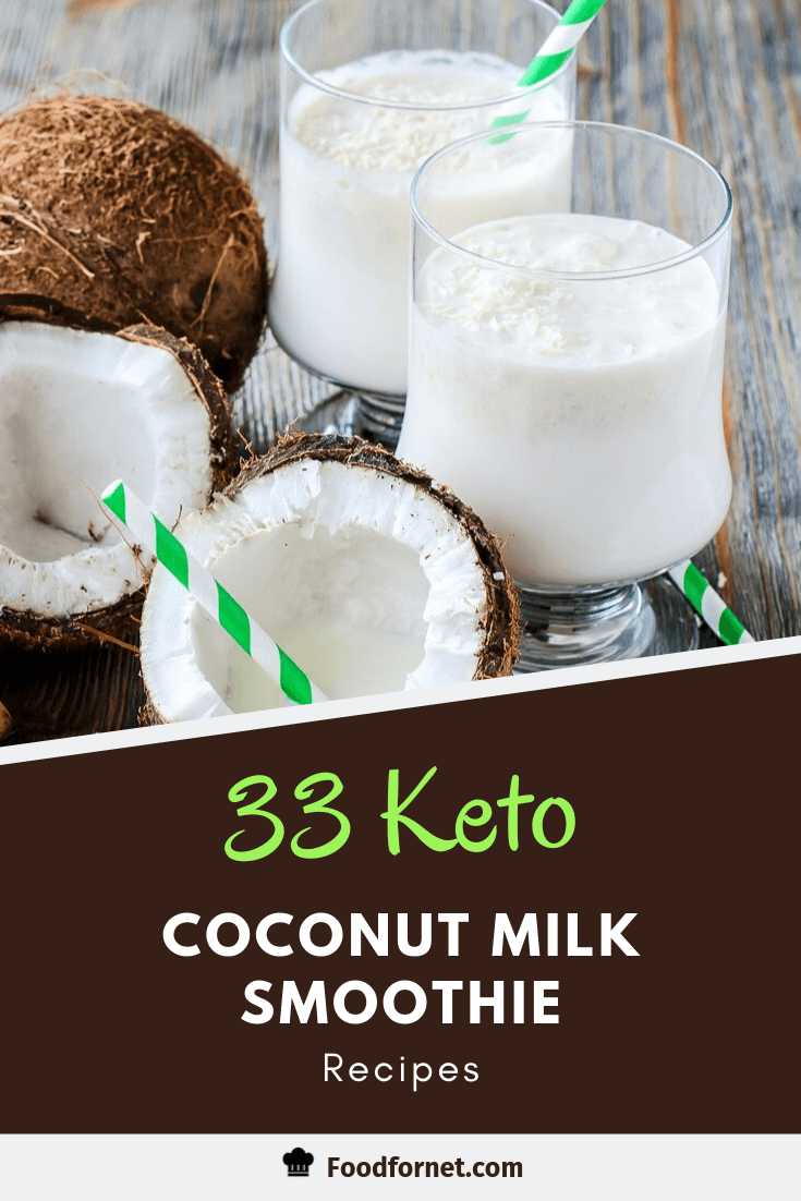 is coconut milk good on keto diet