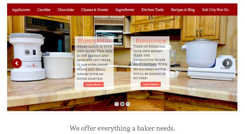 kitchen kneads home page