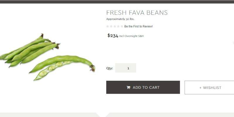 marx foods fava beans page