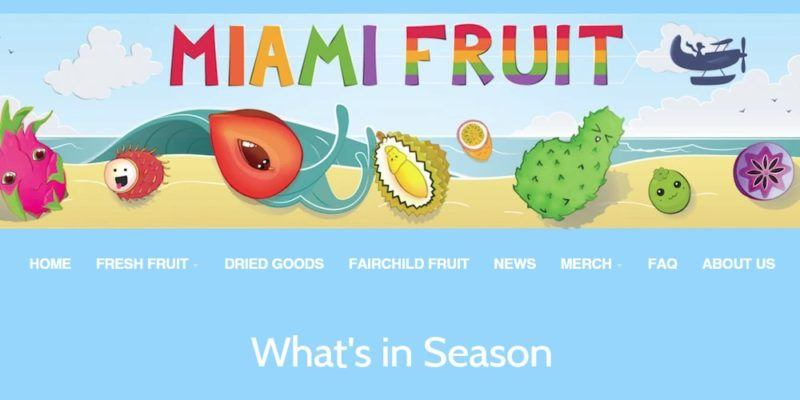 miami fruit home page