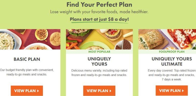 nutrisystem home page