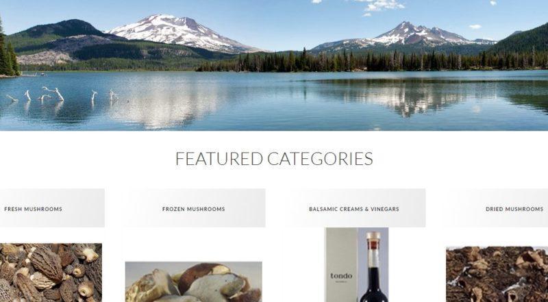 oregon mushrooms home page
