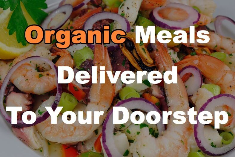 22 Organic Meals Delivered To You Ready-to-Eat
