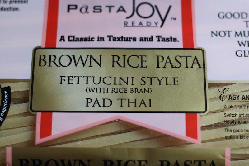 pad thai noodles package