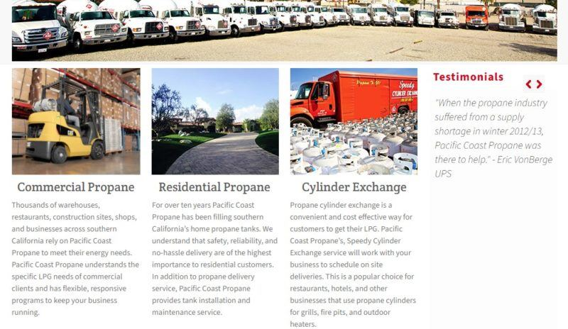 pc propane home page