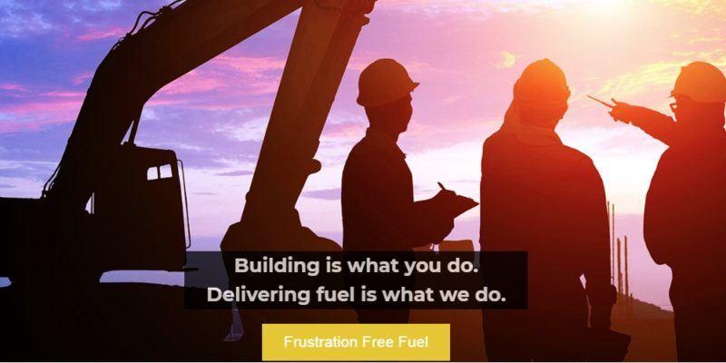 ricochet fuel home page