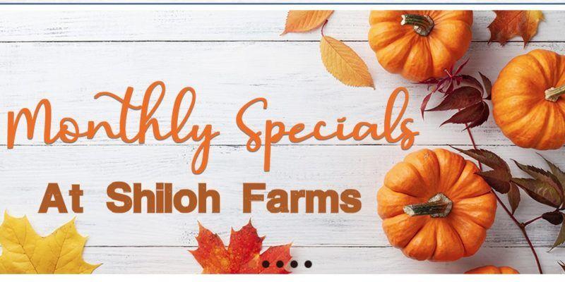 shiloh farms home page
