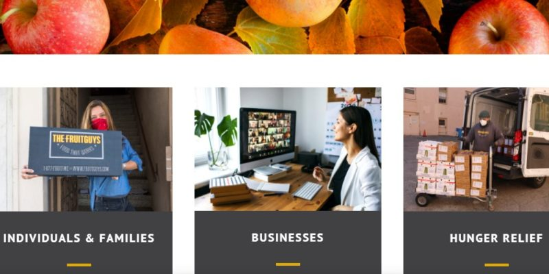 the fruit guys home page