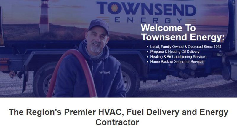 townsend energy home page