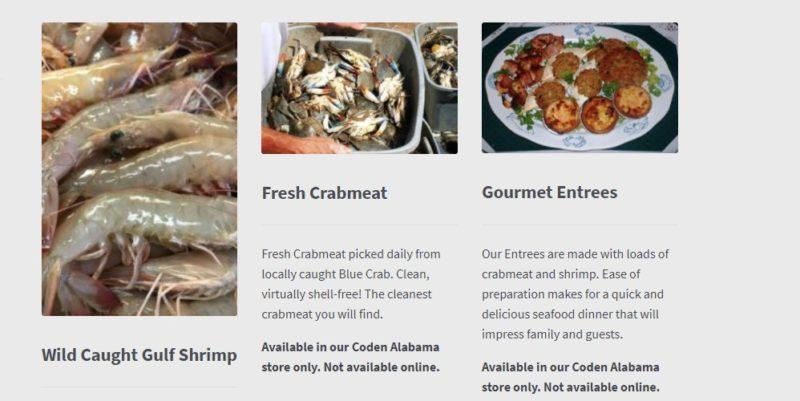 zirlott seafood home page