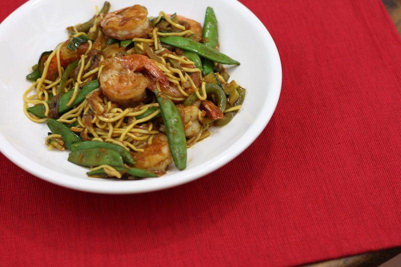 zucchini noodle stir fry final 4
